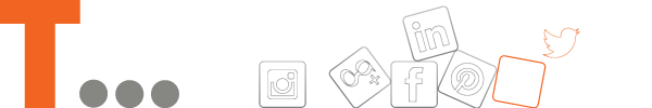 Social Media Icons for Target PR